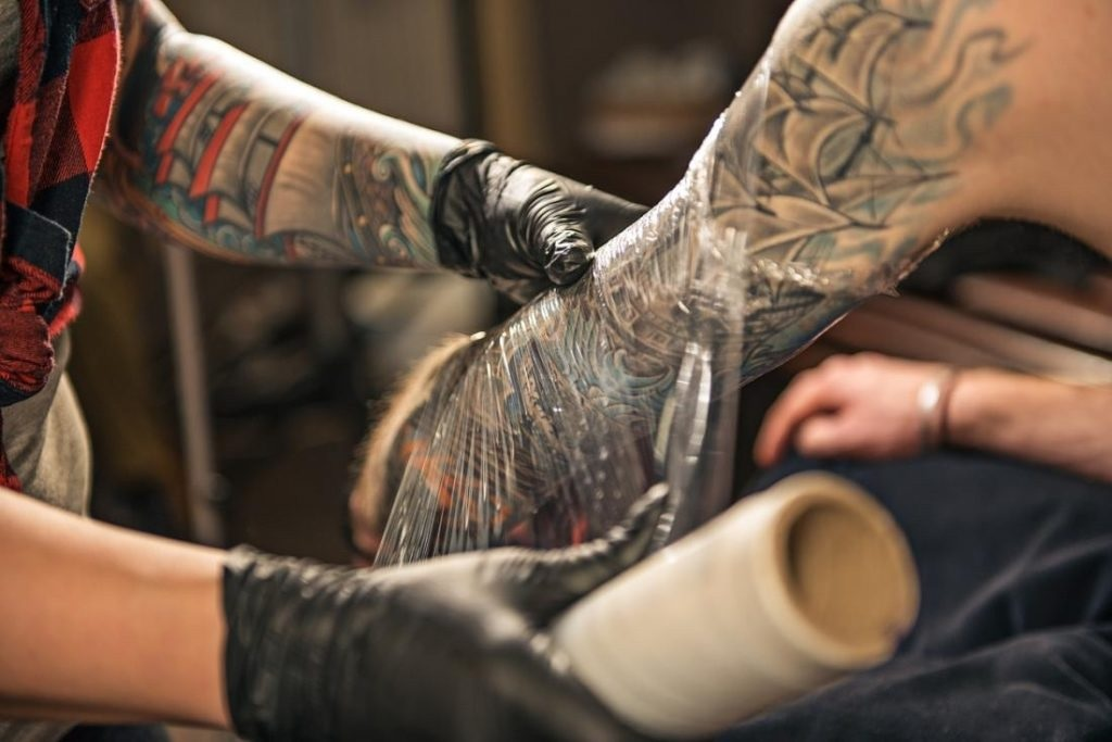 Best Treatment for Tattoo Healing